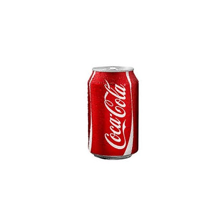 Coca Cola in Lattina 33cl -...