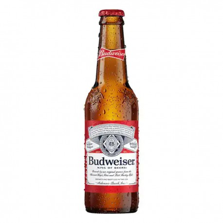 Birra Bud 0,33 - Vecchia...