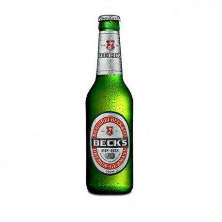 Birra Becks 0,33 - Vecchia...