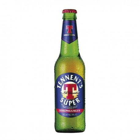 Birra Tennent's - Vecchia...