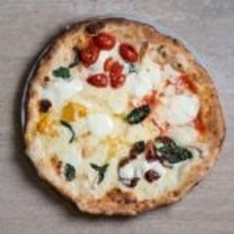 Pizza Ai 4 Pomodori - Donna...