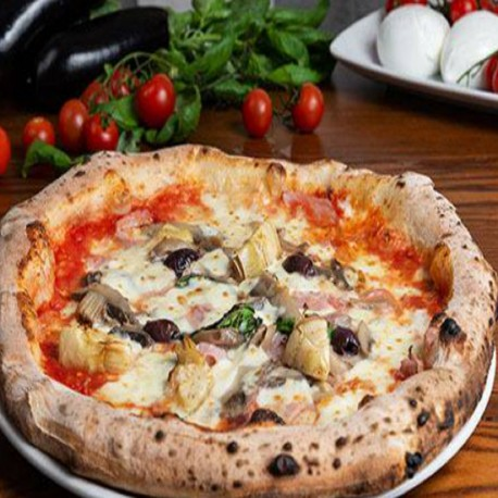 Pizza Capricciosa - Antica...