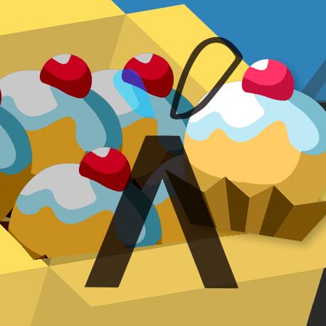 Gelato Mono Cheesecake -...