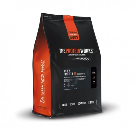 Whey 80% - Food For Fit