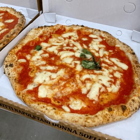 Pizza Margherita - Donna...
