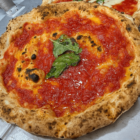 Pizza Marinara - Donna...