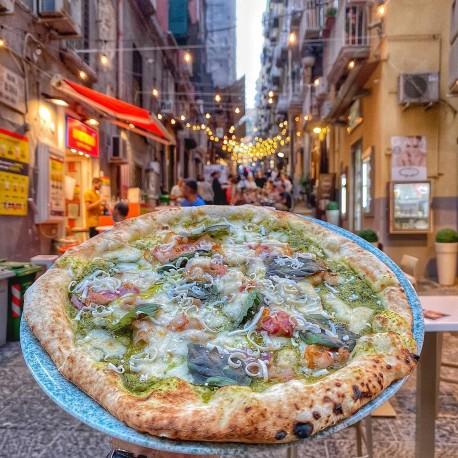 Pizza e Psiell - Donna...