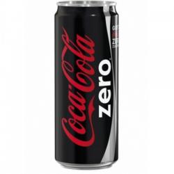 Coca Cola Zero 33 cl - Donna Sofia a Chiaia