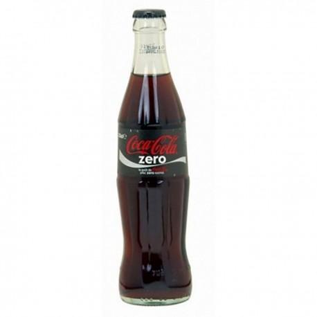 Coca-Cola Zero vetro -...