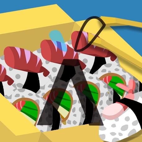 Temaki Almond - Yao Sushi